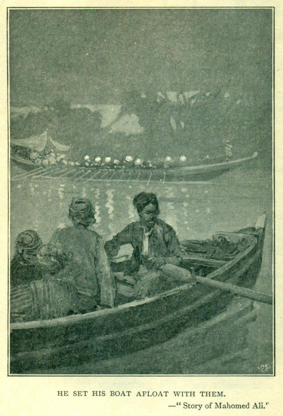 Brangwyn, Arabian Nights, Vol 3, 1896 (5)
