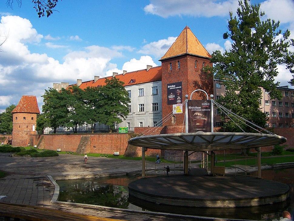 Braniewo - Colegium Hosianum