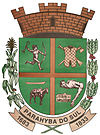 Official seal of Municipality of Paraíba do Sul
