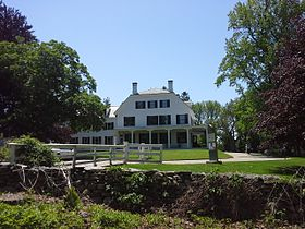 Brayton House at Green Animals Topiary Garden in Portsmouth Rhode Island Preservation Society of Newport County.jpg