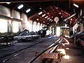 Brecon Mountain Railway workshop - geograph.org.uk - 1464255.jpg