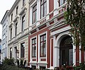 "Bremen, a row of houses on the street ""Am Dobben"".JPG"