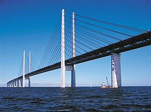 Bridge over Øresund