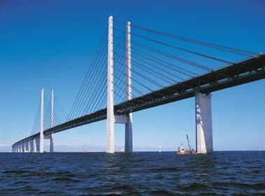 Bridge over %C3%98resund