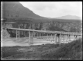 Bridge over the Shotover River in the Lower Shotover area, 1926. ATLIB 298998.png