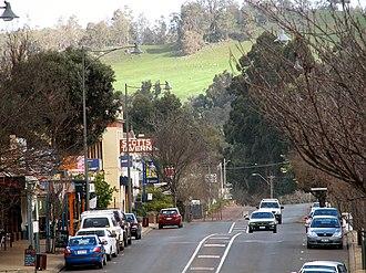 Bridgetown, Western Australia - Image: Bridgetown main street 02