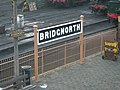 Bridgnorth Station - 'All change, all change' - geograph.org.uk - 699804.jpg