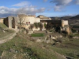 Brihuega - Image: Brihuega Arco de Cozagon 2