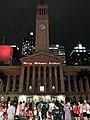 Brisbane City Hall light projection show 2017, 09.jpg