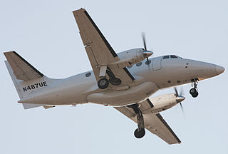 British Aerospace Jetstream Series of regional airliner and executive transport aircraft