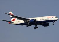 G-YMML - B772 - British Airways