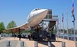 British Airways Concorde G-BOAD, Intrepid Sea, Air and Space Museum, New York. (32779297148).jpg
