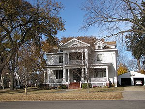 National Register of Historic Places listings in Brookings County, South Dakota - Image: Brookings Central Res