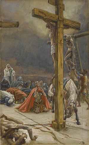 The Confession of Saint Longinus