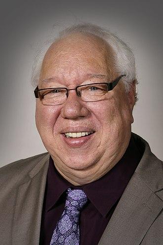 Bruce Hunter (politician) - 86th General Assembly portrait (2015)