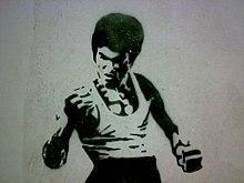 Un'immagine di Bruce Lee