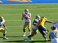 Bruins on offense at UCLA at Cal 2010-10-09 28.JPG