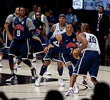 United States men's national basketball team - Wikipedia