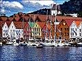 Bryggen, Strandsiden, Bergen - panoramio.jpg