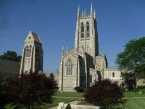 Bryn Athyn Historic District - Bryn Athyn Cathedral