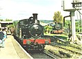 Buckfastleigh station and locos - geograph.org.uk - 20493.jpg