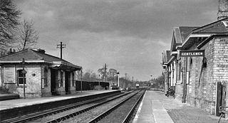 Buckingham railway station
