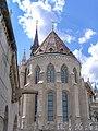 Budapest, Matthiaskirche, Apsis 2014-08.jpg