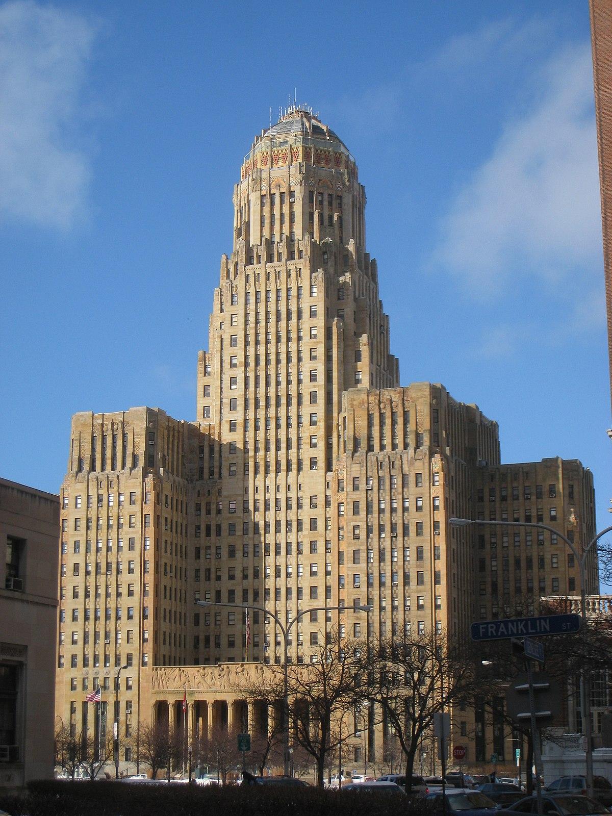 City Of Buffalo Building Code