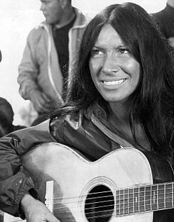Buffy Sainte-Marie 1970.JPG