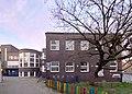 Bugenhagenschule Ottensen in Hamburg, Innenhof.jpg