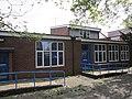 Building opposite St James' Church, Wrexham.JPG