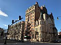 Buildings on N. Charles Street, Mount Vernon Place, Baltimore, MD 21201 (26065177918).jpg