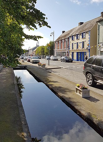 Bunclody - Main Street in Bunclody