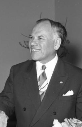 Eugen Gerstenmaier - Eugen Gerstenmaier 1960