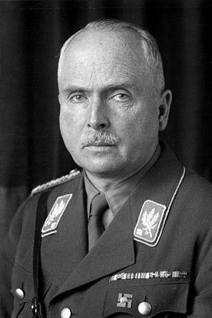 Charles Edward, Duke of Saxe-Coburg and Gotha - Charles Edward in 1933, as SA-Gruppenführer