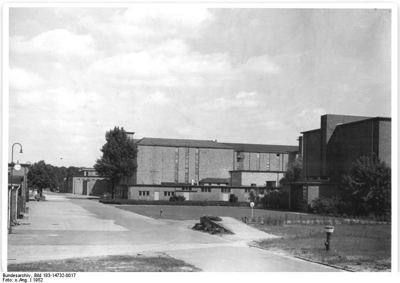 Bundesarchiv Bild 183-14732-0017, Potsdam, DEFA-Spielfilmstudios Babelsberg
