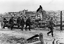 Bundesarchiv Bild 183-B22222, Russland, Kampf um Stalingrad, Infanterie
