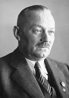 Manfred Freiherr von Killinger German politician