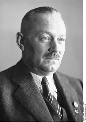Manfred Freiherr von Killinger - Image: Bundesarchiv Bild 183 L07770, Manfred v. Killinger
