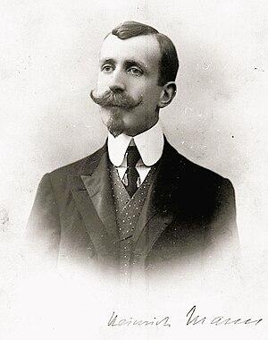 Heinrich Mann - Heinrich Mann in 1906.