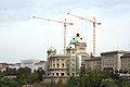 Bundeshaus während Renovation, Mai 2006 (1).jpg