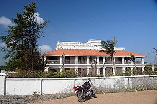 Town in Tamil Nadu, India