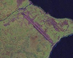 Burevestnik Airport - Image: Burevestnik airbase