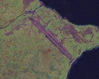 Burevestnik Airport