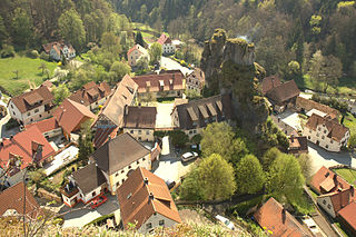 Franconian Switzerland geographic region