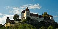 Burgdorf Schloss im Abendlicht.jpg