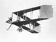 The Burgess-Dunne was Canada's first military aircraft, although it never saw military service