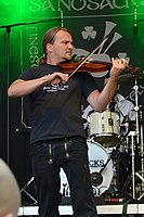 Burgfolk Festival 2013 - The Sandsacks 04.jpg
