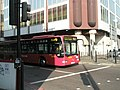 Bus at the junction of Goodman's Yard and Mansell Street - geograph.org.uk - 1008893.jpg