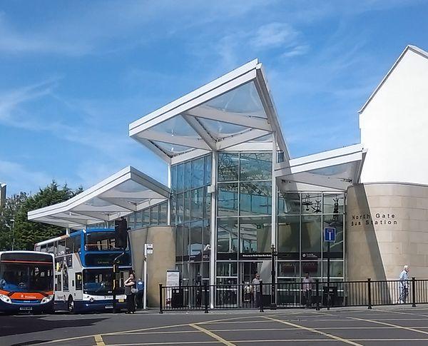 Northampton Council Temporary Hr Building